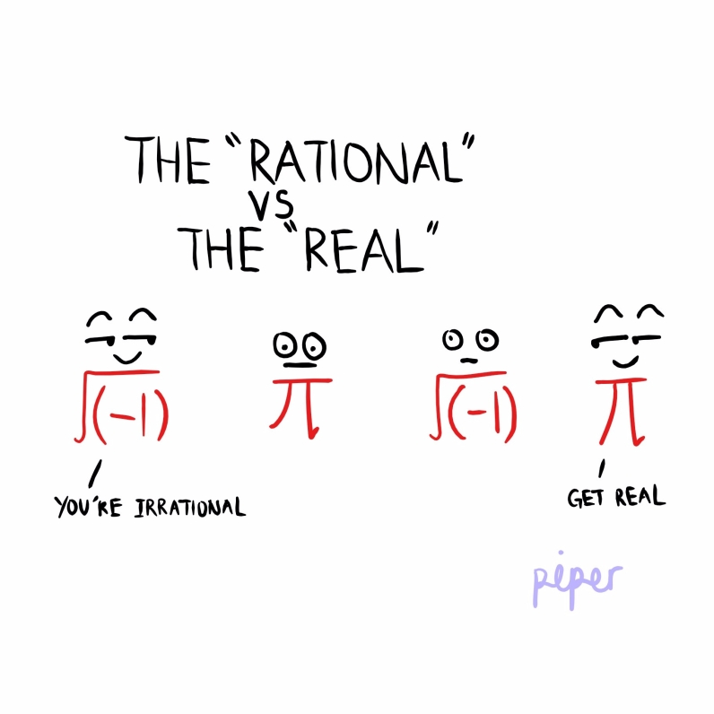 (piper)therationalvsthereal