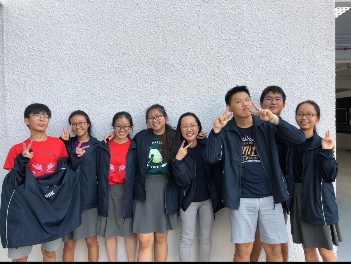 2018-2019 seniors member bio photo